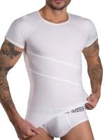 Eros Veneziani Angelo: T-Shirt, weiß