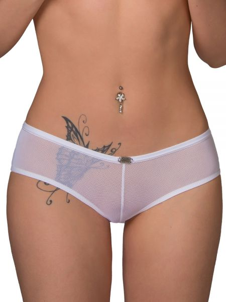 Eros Veneziani White Angel: Ouvertslip, weiß