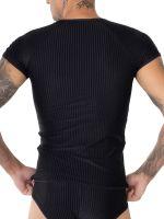 Eros Veneziani Nero: T-Shirt, schwarz