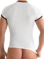 Eros Veneziani Marco: T-Shirt, weiß