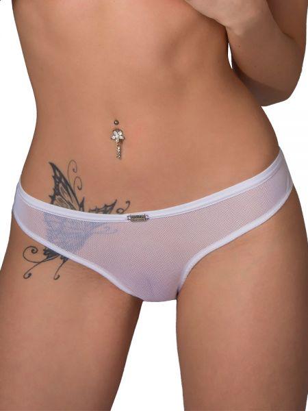 Eros Veneziani White Angel: Brazilslip, weiß